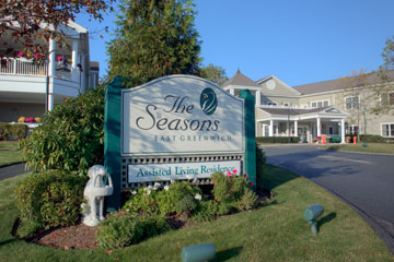 The Seasons Assisted Living Residence East Greenwich RI RIHEBC