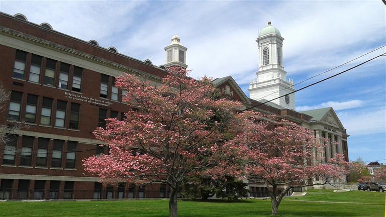 Hope High School - Providence Public Schools